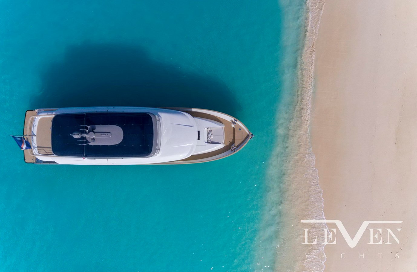LeVen 90 yacht for sale