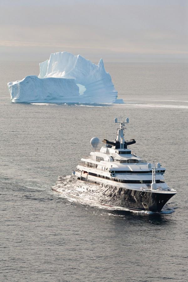 2003 LURSSEN Twin Screw Displacement Yacht Motor Yacht 2683463