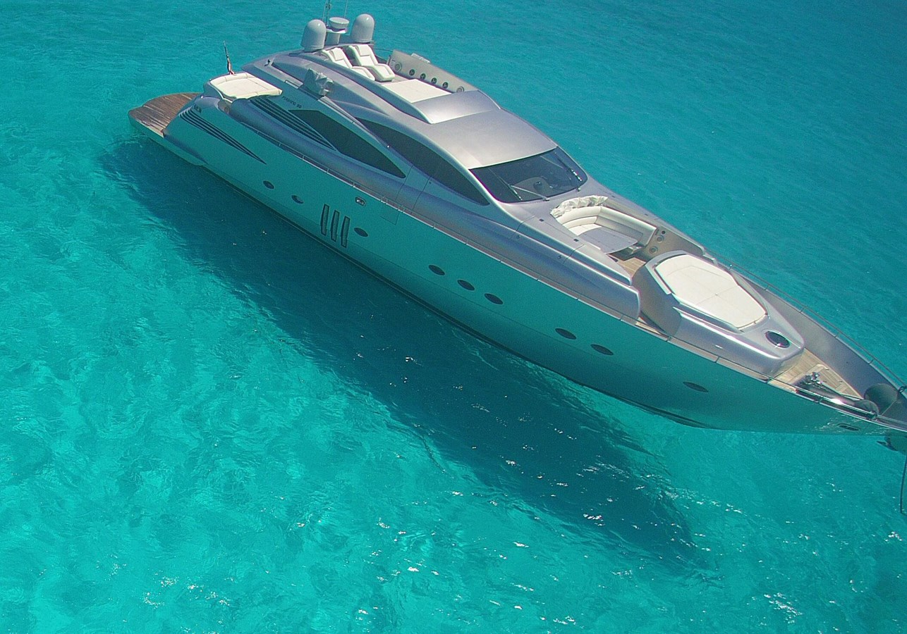 YCM 90 yacht for sale