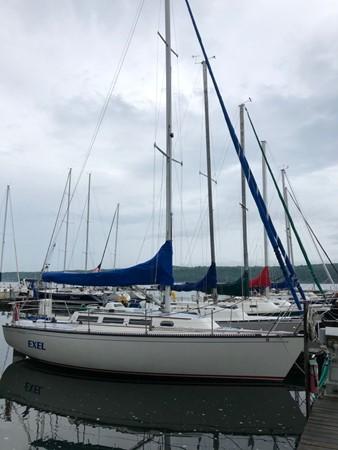 1985 S2 YACHTS 9.1 Liberty Cup Edition  Cruising/Racing Sailboat 2684944