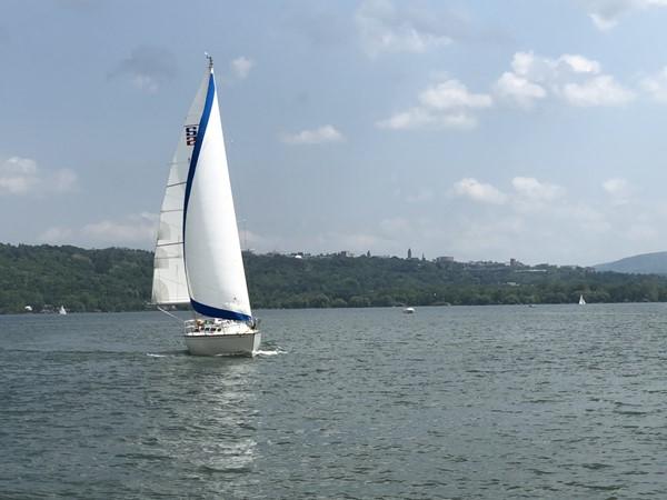 1985 S2 YACHTS 9.1 Liberty Cup Edition  Cruising/Racing Sailboat 2684945