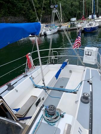 1985 S2 YACHTS 9.1 Liberty Cup Edition  Cruising/Racing Sailboat 2684947