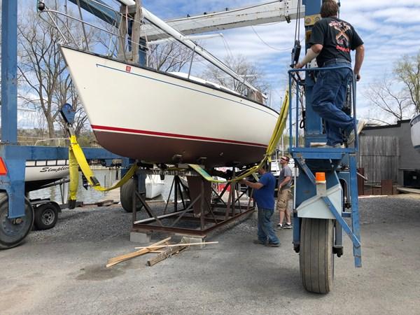 9.17.2019 1 1985 S2 YACHTS 9.1 Liberty Cup Edition  Cruising/Racing Sailboat 2701176