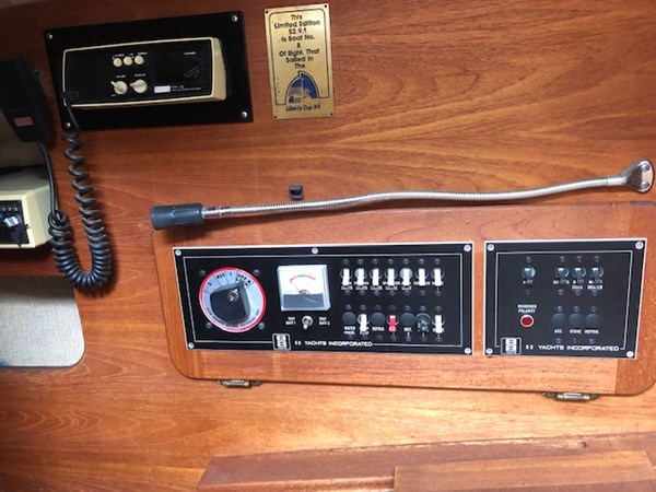 9.17.2019 7 1985 S2 YACHTS 9.1 Liberty Cup Edition  Cruising/Racing Sailboat 2701182