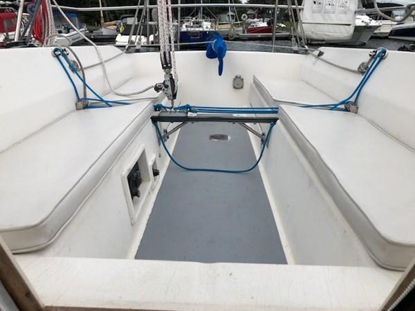 9.17.2019 8 1985 S2 YACHTS 9.1 Liberty Cup Edition  Cruising/Racing Sailboat 2701183
