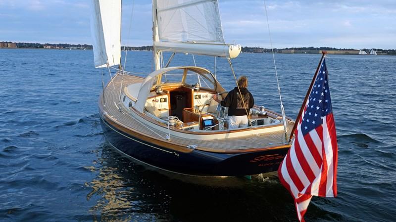 Port Quarter Sailing 2004 Friendship Yachts   Sloop 2690151