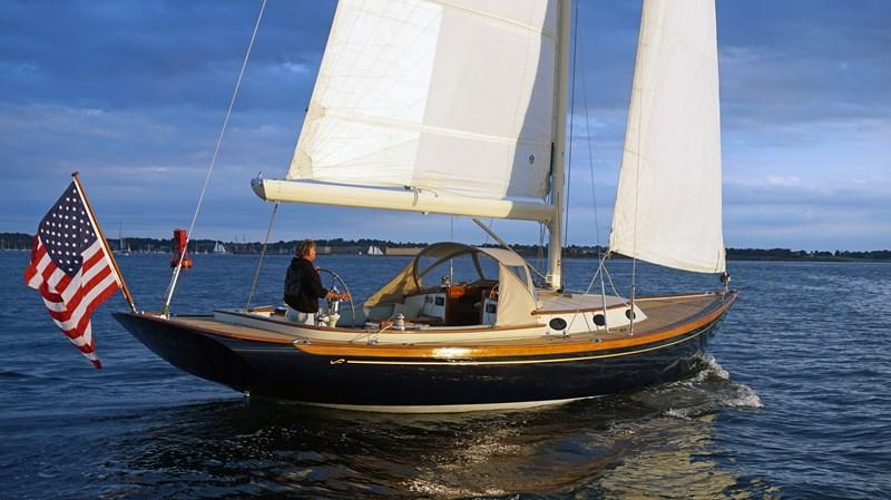 Tenderly Sailing Profile 2004 Friendship Yachts   Sloop 2690156