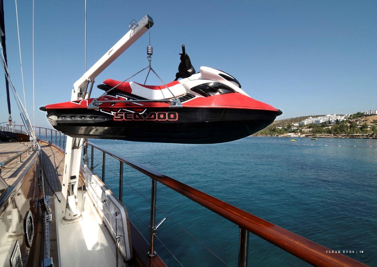 2010 PAX NAVI / OZHAN MOBILYA Custom Cruising Ketch 2687990