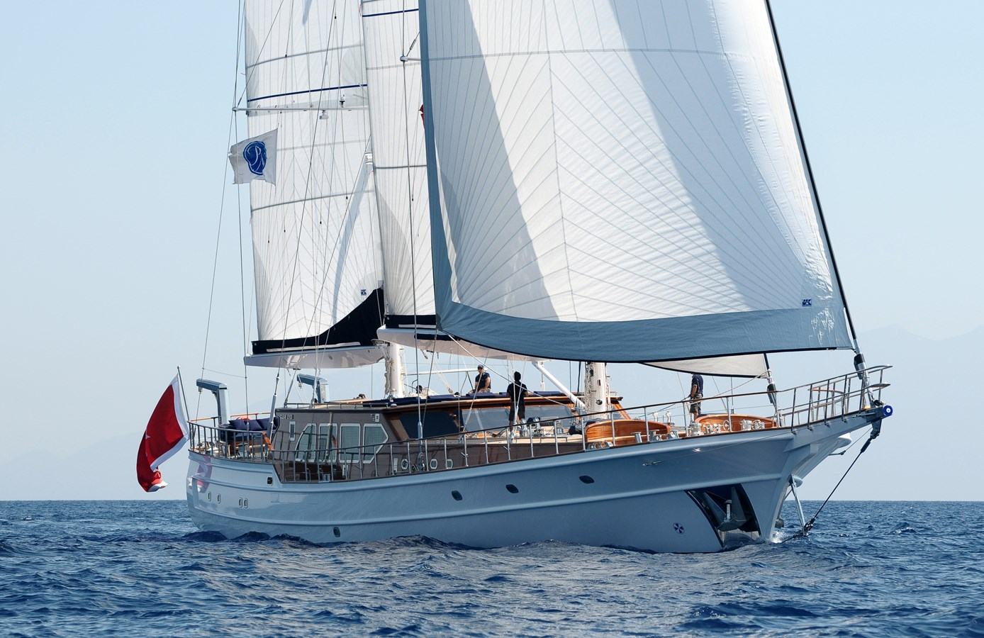 CLEAR EYES yacht for sale