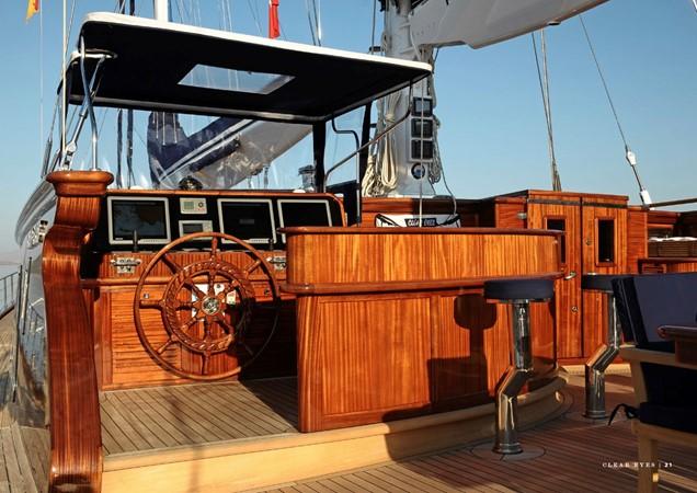 2010 Pax Navi / Ozhan Mobilya Custom Cruising Ketch 2687979