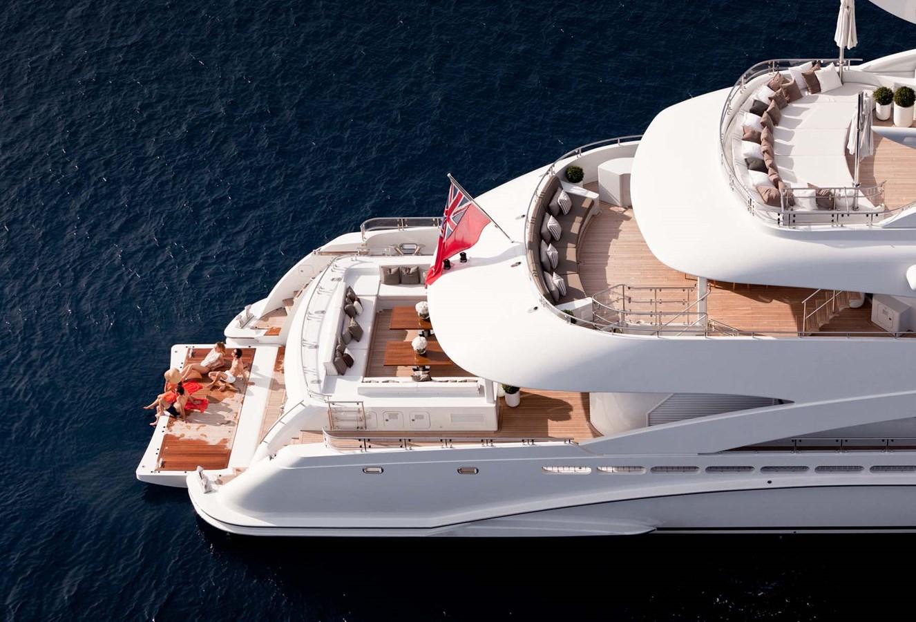 HAYKEN Aft 2014 HEESEN YACHTS 5000 Aluminium  Motor Yacht 2691200