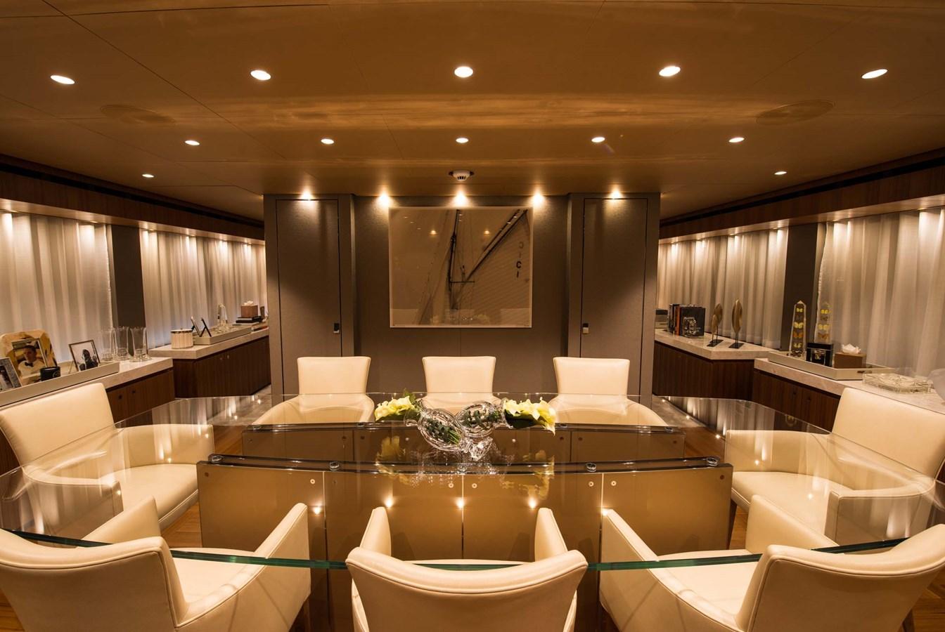 HAYKEN Dining 2014 HEESEN YACHTS 5000 Aluminium  Motor Yacht 2691202