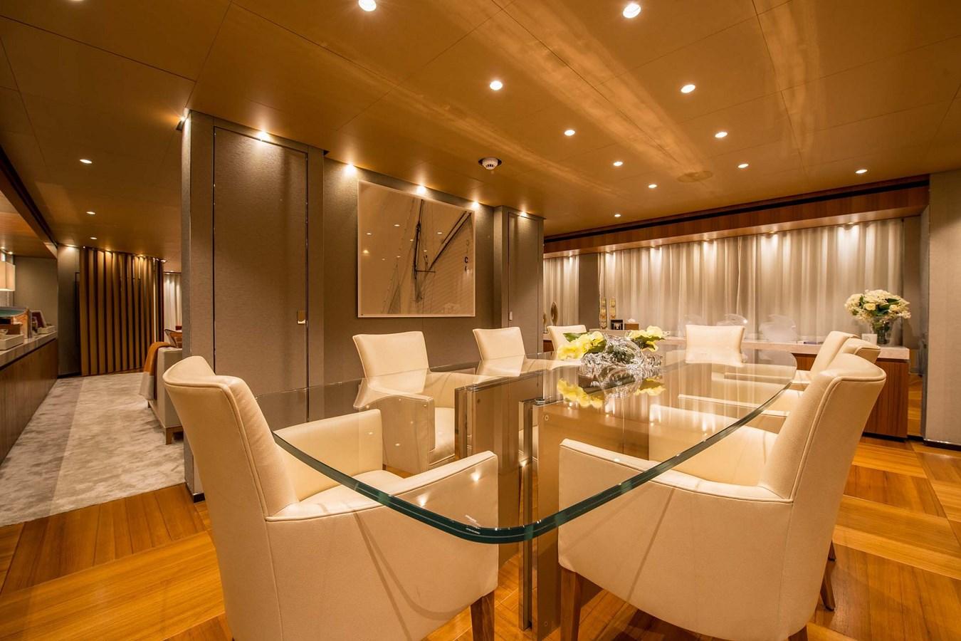 HAYKEN Dining2 2014 HEESEN YACHTS 5000 Aluminium  Motor Yacht 2691203