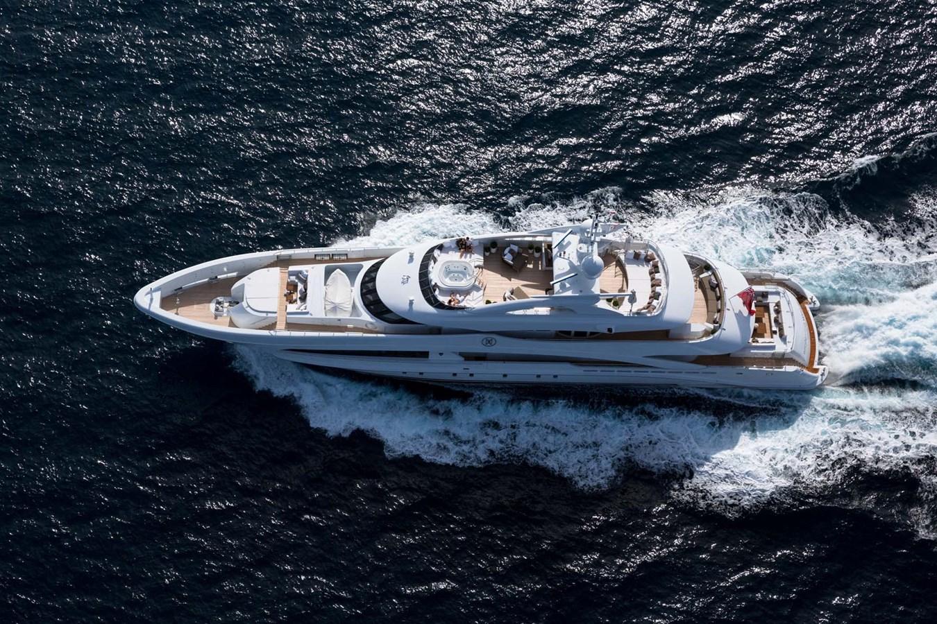 HAYKEN Running 2014 HEESEN YACHTS 5000 Aluminium  Motor Yacht 2691210