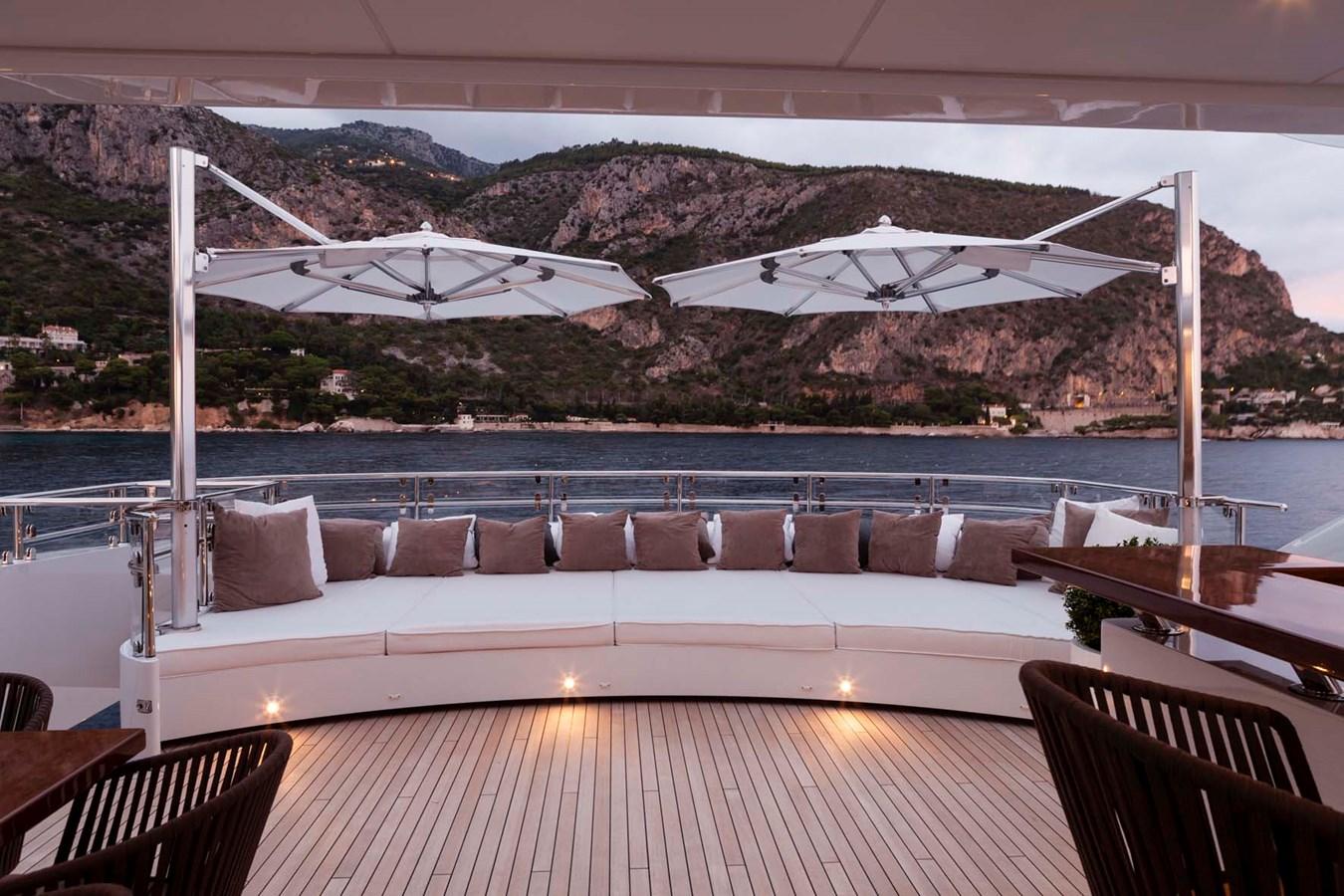 HAYKEN Sundeck 2014 HEESEN YACHTS 5000 Aluminium  Motor Yacht 2691222