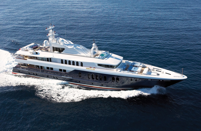 SironaIII-RS 2004 OCEANFAST  Motor Yacht 2709034