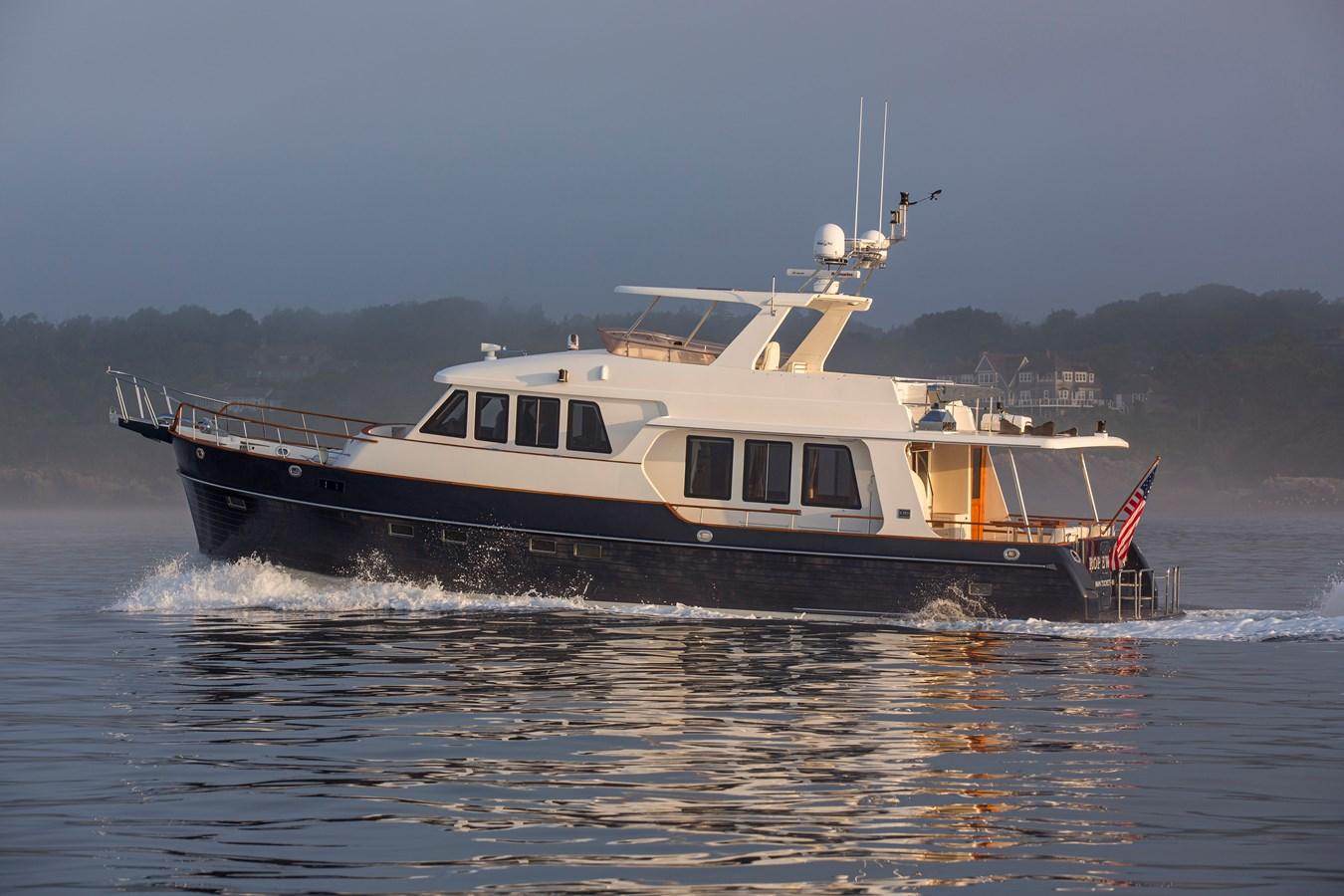 14 Knot Cruise 2006 GRAND BANKS 59 Aleutian RP Motor Yacht 2690068