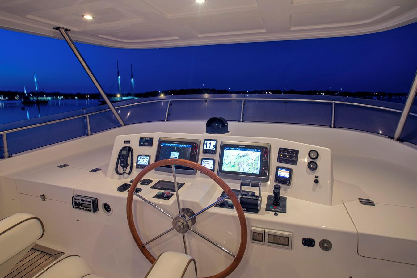 FB Helm 2006 GRAND BANKS 59 Aleutian RP Motor Yacht 2690075