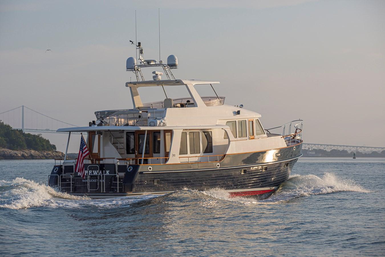 13 Not Cruise 2006 GRAND BANKS 59 Aleutian RP Motor Yacht 2690106