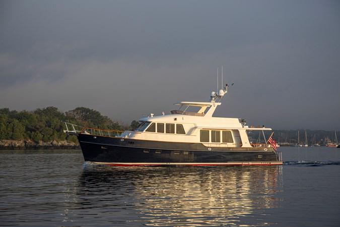 8 Knot Cruise 2006 GRAND BANKS 59 Aleutian RP Motor Yacht 2690066