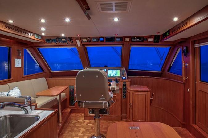 Pilot House 1 2006 GRAND BANKS 59 Aleutian RP Motor Yacht 2690086