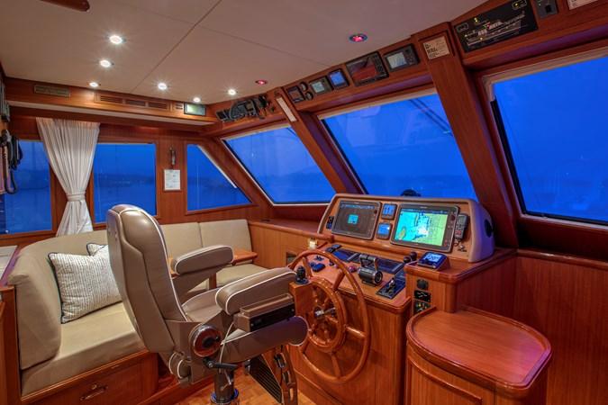 Pilot House 2 2006 GRAND BANKS 59 Aleutian RP Motor Yacht 2690087