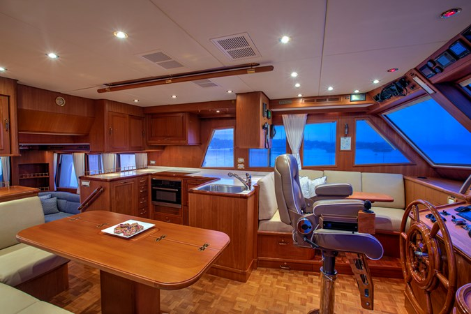 Pilot House 3 2006 GRAND BANKS 59 Aleutian RP Motor Yacht 2690088