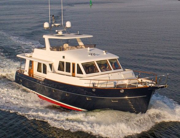 New Profile 2006 GRAND BANKS 59 Aleutian RP Motor Yacht 2737284