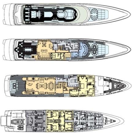 2008 AZIMUT / BENETTI  Motor Yacht 2690375