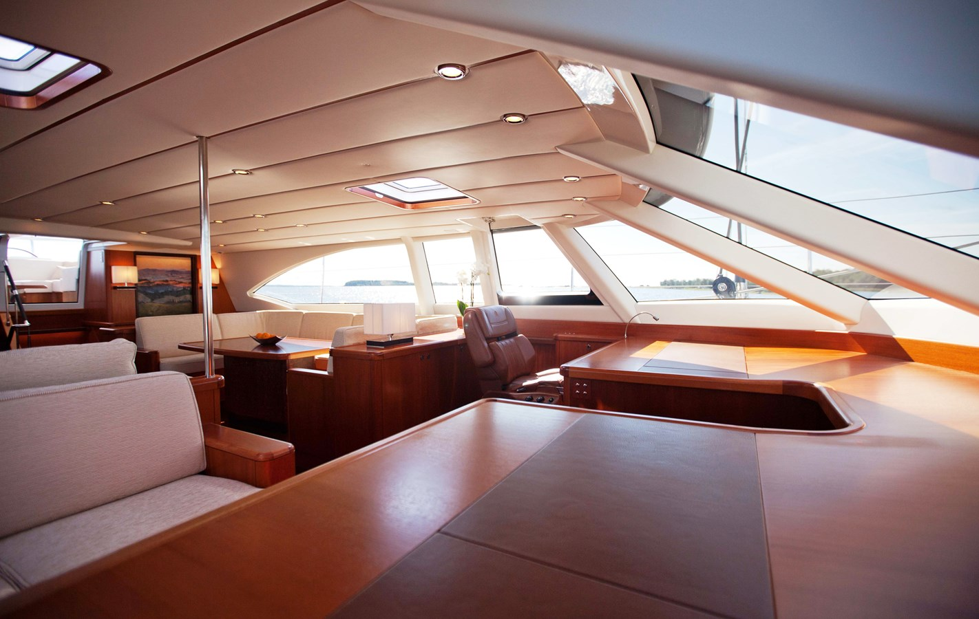 Swan 105RS_d 2014 NAUTOR'S SWAN  Cruising Sailboat 2725066