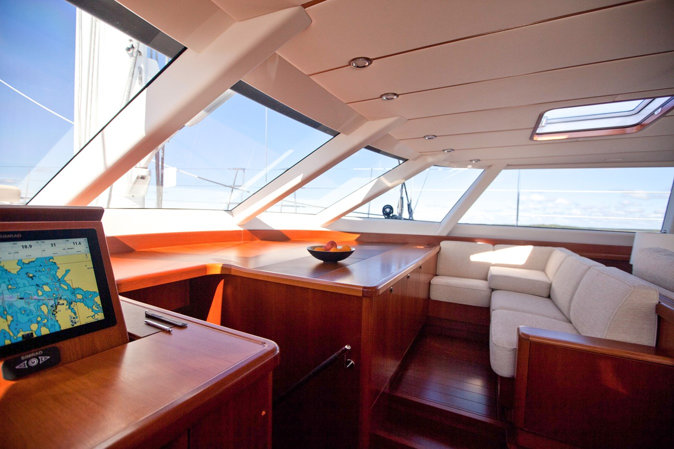 Swan 105RS_b 2014 NAUTOR'S SWAN  Cruising Sailboat 2725068