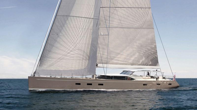 Swan105 sailing 2014 NAUTOR'S SWAN  Cruising Sailboat 2690381