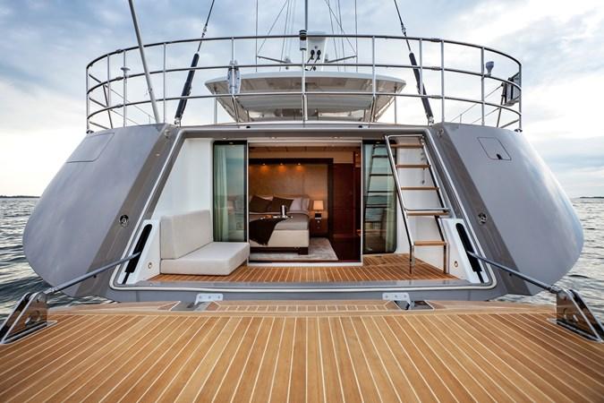 Swan 105RS 3 2014 NAUTOR'S SWAN  Cruising Sailboat 2725047