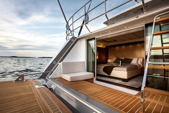 Swan 105RS 5 2014 NAUTOR'S SWAN  Cruising Sailboat 2725050