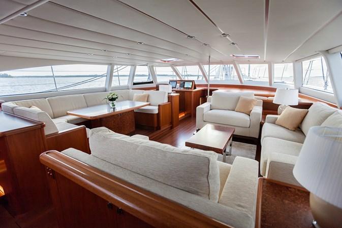 Swan 105RS 7 2014 NAUTOR'S SWAN  Cruising Sailboat 2725064