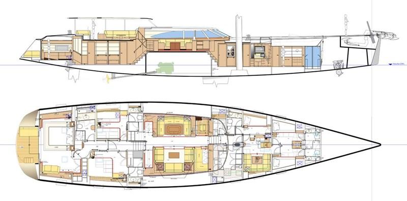 Child of Lir - GA 1 2014 NAUTOR'S SWAN  Cruising Sailboat 2727602