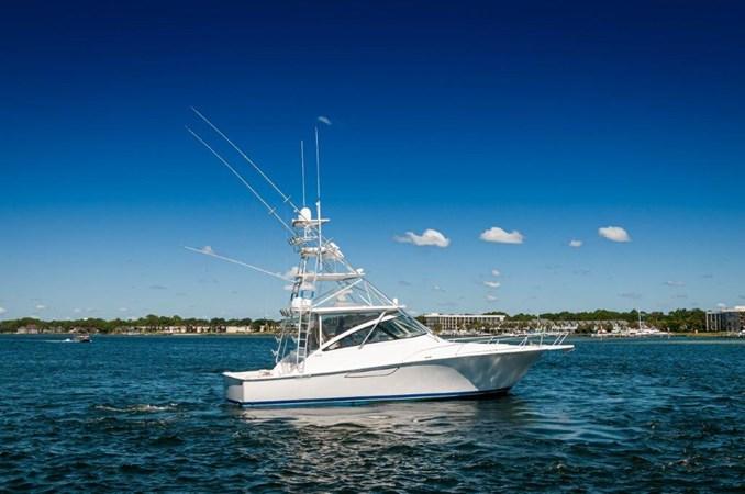 Misa Viking 2013  Stbd Profile 2013 VIKING 42 open Sport Fisherman 2691528