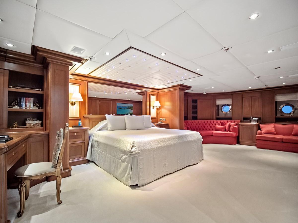 Master suite #1 2009 AEGEAN YACHTS  Motorsailor 2766399