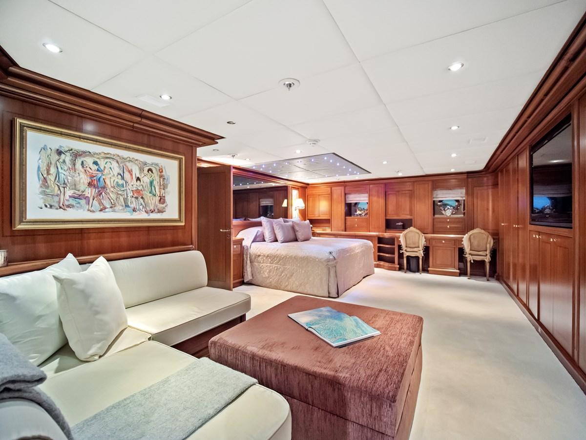 2nd master suite lounge 2009 AEGEAN YACHTS  Motorsailor 2766407