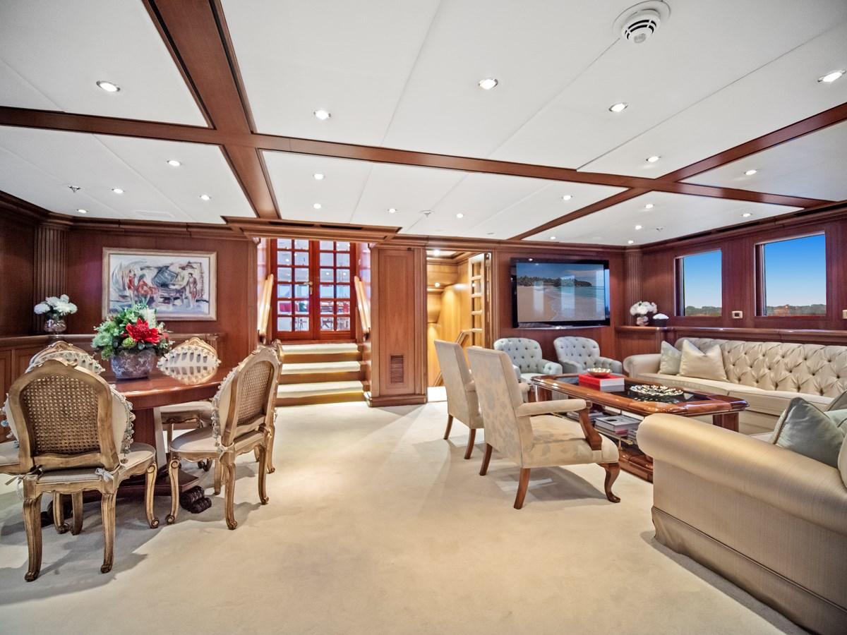 Main deck lounge 2009 AEGEAN YACHTS  Motorsailor 2766409