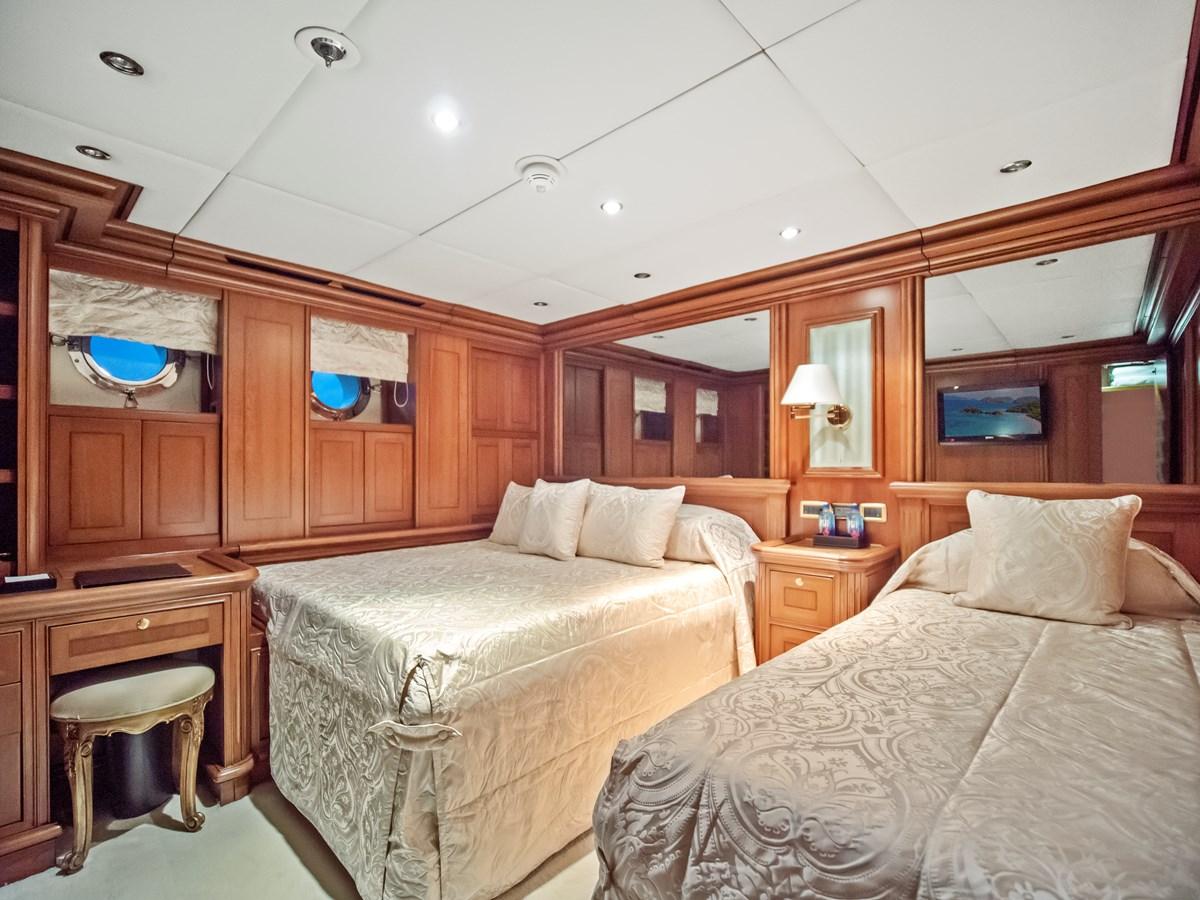 Guest cabin #2 2009 AEGEAN YACHTS  Motorsailor 2767913