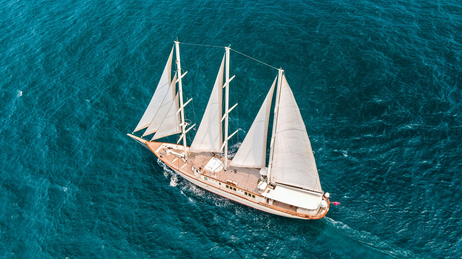 Under sail 2009 AEGEAN YACHTS  Motorsailor 2814104