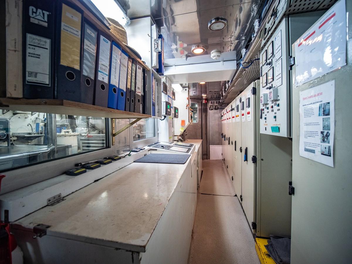 Control room 2009 AEGEAN YACHTS  Motorsailor 2814107