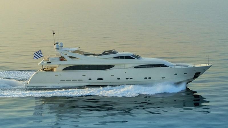profile 2003 FERRETTI CUSTOM LINE 112 Motor Yacht 2692735