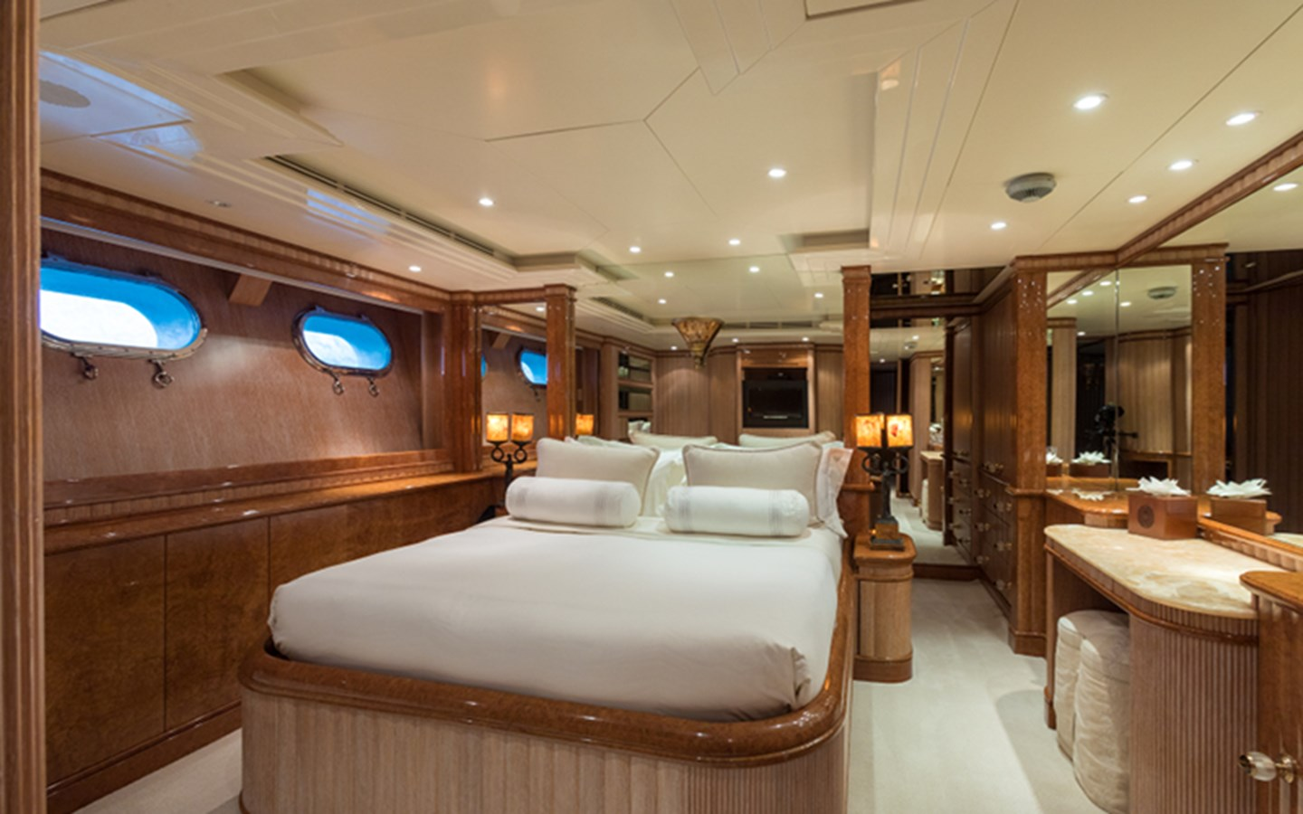 VIP Stateroom - 164 BENETTI For Sale