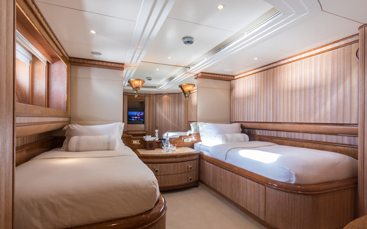Twin Stateroom - 164 BENETTI For Sale
