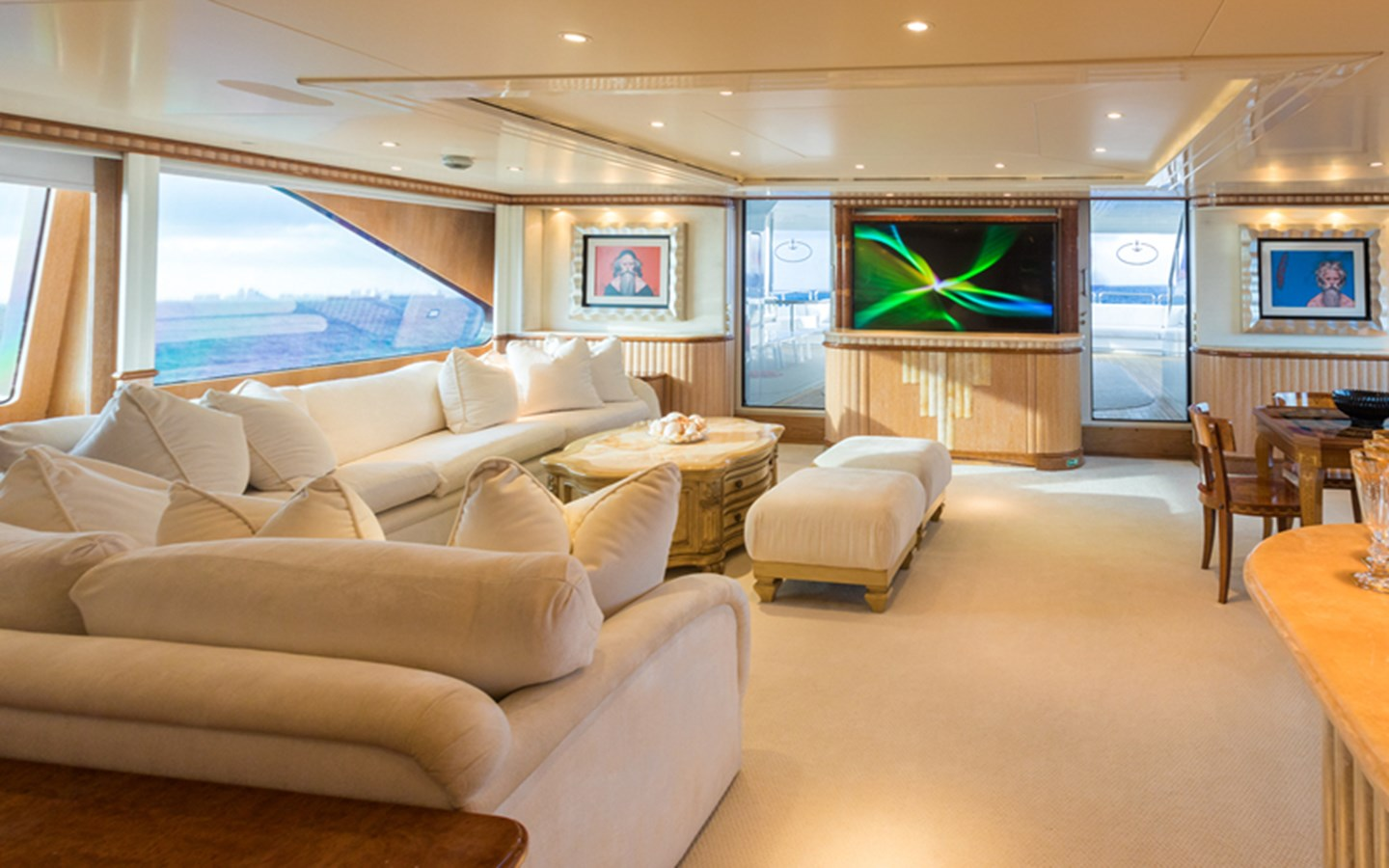 Skylounge - 164 BENETTI For Sale