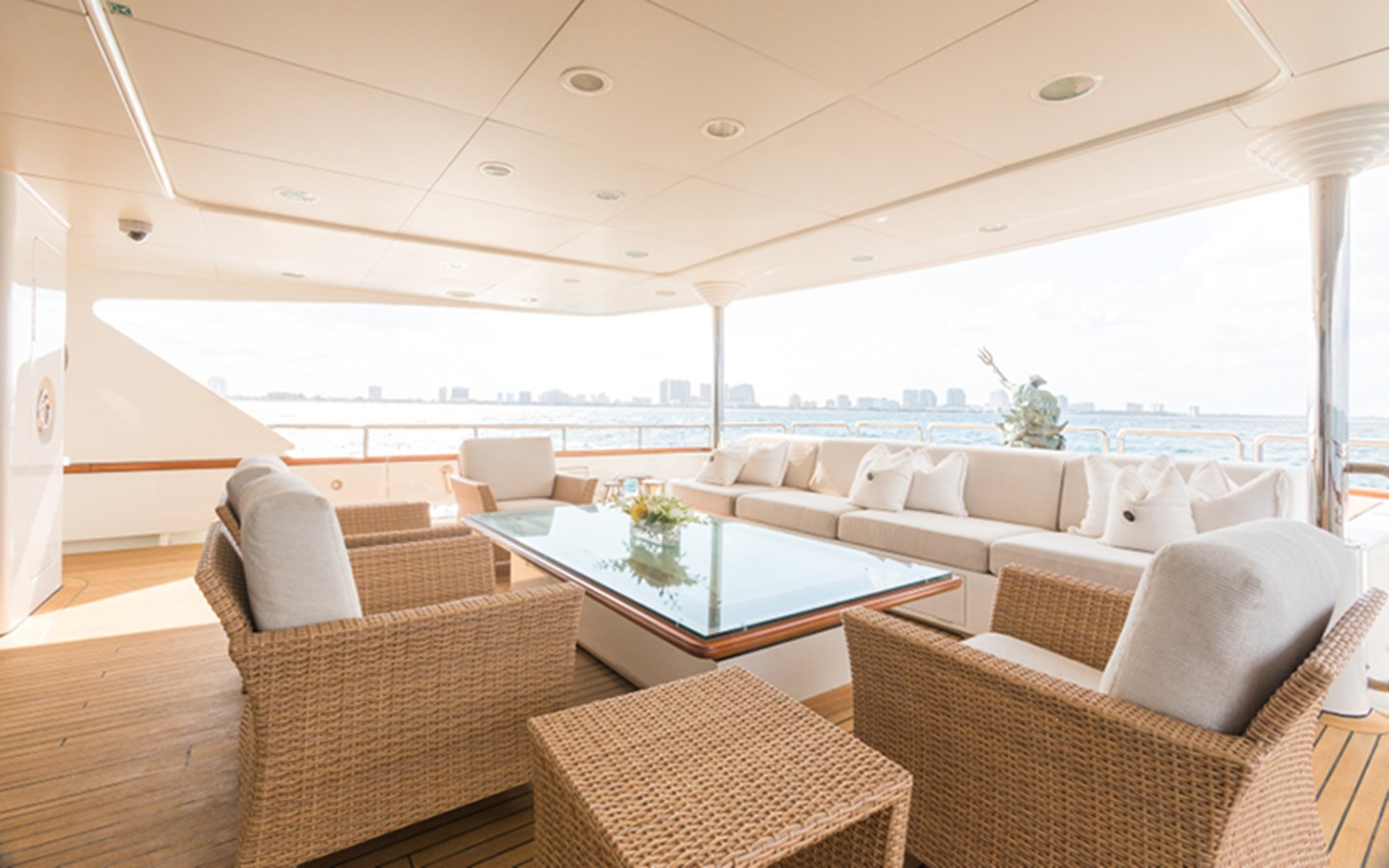 Aft Deck - 164 BENETTI For Sale