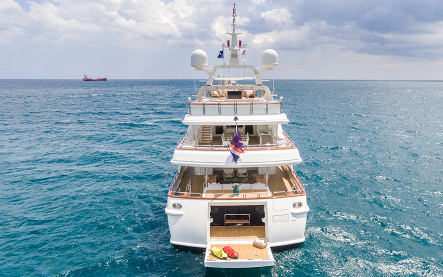 Stern - 164 BENETTI For Sale