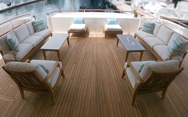 Aft Deck 2009 DELTA Custom Motor Yacht 2696441